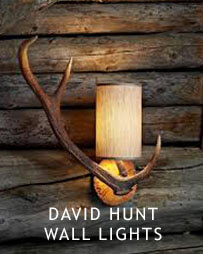 David Hunt Wall Lights