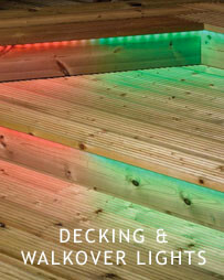 Decking Lights and Walkover Lights