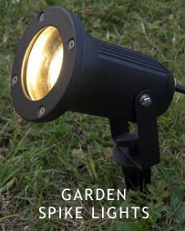 Garden Spike Lights