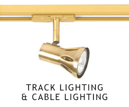 Track Lighting and Cable Lighting