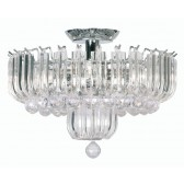 Acrylic Decorative Ceiling Light - 3 Light