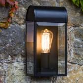 Astro Lighting Newbury 1 Light Wall Light Black