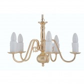 Flemish Decorative Ceiling Light -5 Light