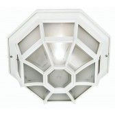 Aden Exterior Lighting - White