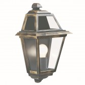 New Orleans Outdoor Light - Flush Wall Light