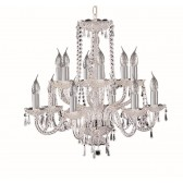 Hale Crystal Chandelier - 12 Arm