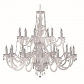 Hale Crystal Chandelier - 18 Arm