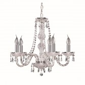 Hale Crystal Chandelier - 5 Arm