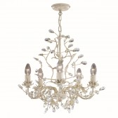 Almandite Ceiling Light - 5 light