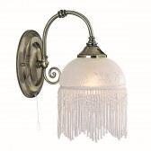 Victoriana Wall Light (Switched) - 1 light