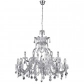 Marie Therese Crystal Chandelier - 18 Light