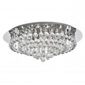 Hanna Flush Ceiling Light- 8 Lamp