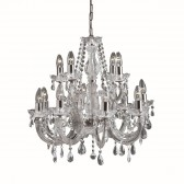 Marie Therese Crystal Chandelier - 12 Arm