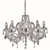 Marie Therese Crystal Chandelier - 8 Arm