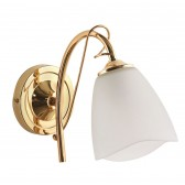 Turin Decorative Wall Light - Brass