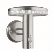 LED Stainless Steel Outdoor Light - PIR