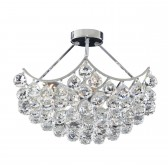 Sassari ceiling light - 5 Lamp