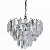Sigma Ceiling Light - 6 Light- Chrome