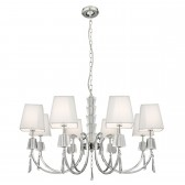 Portico Ceiling Light -8 Light