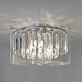 Astro Lighting Asini 3 Light Ceiling Light Polished Chrome