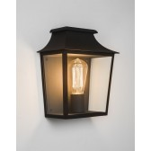Astro Lighting Richmond 1 Light Wall Light Black