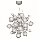 Molecule Ceiling Light - 12 light