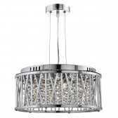 Rojavita Ceiling Light - 4 Light, Polished Chrome