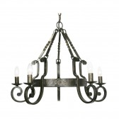 Carlisle Decorative Ceiling Light - 5 Light