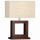 Cosmopolitan Table Lamp - Solid Wood
