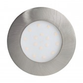 LED-EINBAUSPOT 102 NICKEL-M.'PINEDA-IP'