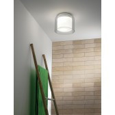 Astro Lighting Arezzo Ceiling Light - 1 Light, Polished Chrome