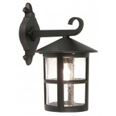 Elstead BL21B BLACK Hereford Porch Chain Lantern