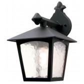 Elstead BL2 BLACK York Down Lantern