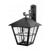 Elstead BL36 BLACK Edinburgh Wall Down Lantern