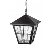 Elstead BL38 BLACK Edinburgh Chain Lantern