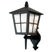 Elstead BL46M BLACK Hereford Wall Down Lantern