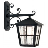 Elstead BL52M BLACK Hereford Grande Wall Up Lantern
