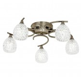 Boyer 5-Light Semi Flush 33W