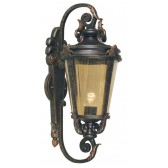 Elstead BT1/L Baltimore Wall Lantern Large