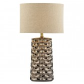 Dar Cayenne Table Lamp Copper