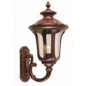 Elstead CC1/M Chicago Wall Up Lantern Medium