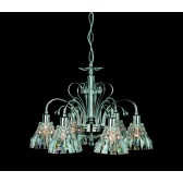 Impex Strasbourg Chandelier - 5 Light