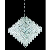Impex Diamond Chandelier - 18 Light