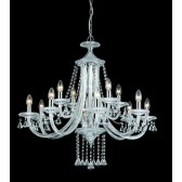 Impex Calgary Chandelier - 12 Light