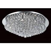Impex Parma Ceiling Light - 12 Light, Polished Chrome