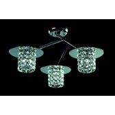Impex Veta Ceiling Light - 3 Light