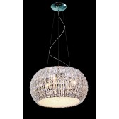Impex Rome Ceiling Light - 9 Light