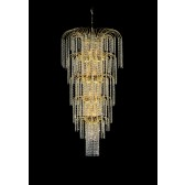 Impex Niva Chandelier - 13 Light