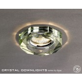 Diyas Hexagon Crystal Downlight White Wine (Rim Only)