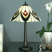 Interiors1900 Odeon Table Lamp